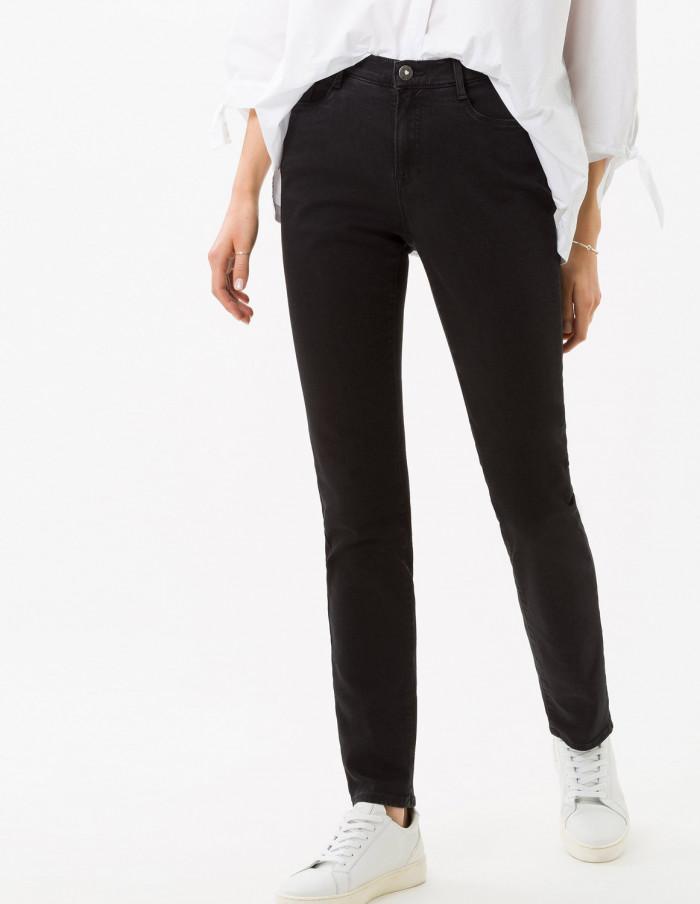 Jeans Carola Clean Black Längd 30