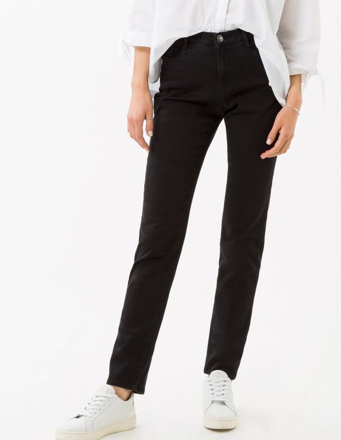 Jeans Mary Clean Black Längd 30